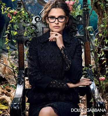dolce and gabbana eyewear for women -fall-winter-2014-15-ad-campaign-glamour-boys-inc-05
